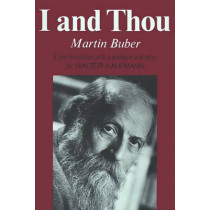 I and Thou by Martin Buber, 9780684717258