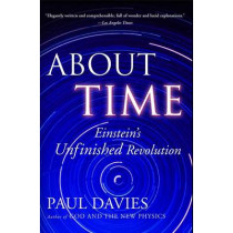 About Time by Paul Davies, 9780684818221