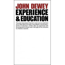 Experience And Education by John Dewey, 9780684838281