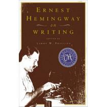 Ernest Hemingway on Writing by Ernest Hemingway, 9780684854298