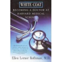 White Coat by Ellen Lerner Rothman, 9780688175894