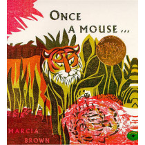 Once a Mouse... by Marcia Brown, 9780689713439