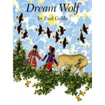 Dream Wolf by Paul Goble, 9780689815065