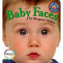 Baby Faces: Look Baby! Books by Margaret Miller, 9780689819117