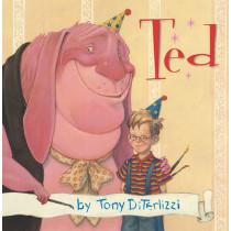 Ted by Tony Diterlizzi, 9780689832352