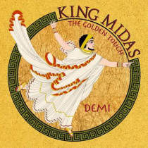 King Midas: The Golden Touch by Demi, 9780689832970
