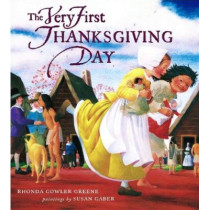 The Very First Thanksgiving Day by Susan Gaber, 9780689833014