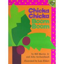 Chicka Chicka Boom Boom by John Archambault, 9780689835681