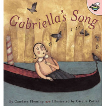 Gabriella's Song by Candace Fleming, 9780689841750