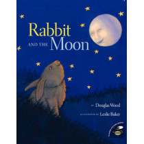 Rabbit and the Moon by Douglas Wood, 9780689843044