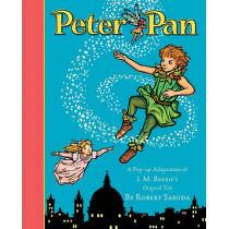 Peter Pan: Peter Pan by Robert Sabuda, 9780689853647