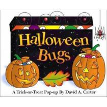 Halloween Bugs: Halloween Bugs by David A Carter, 9780689859168