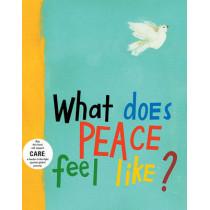 What Does Peace Feel Like? by Vladimir Radunsky, 9780689866760