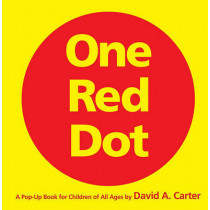 One Red Dot: One Red Dot by David A Carter, 9780689877698