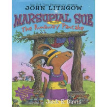 """Marsupial Sue Presents """"The Runaway Pancake"""": Book and CD "" by Jack E. Davis, 9780689878473"