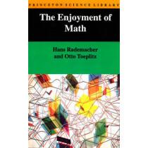 The Enjoyment of Math by Hans Rademacher, 9780691023519