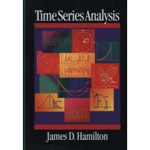Time Series Analysis by James Douglas Hamilton, 9780691042893