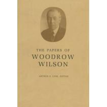 The Papers of Woodrow Wilson, Volume 44: August 21-November 10, 1917 by Woodrow Wilson, 9780691047041