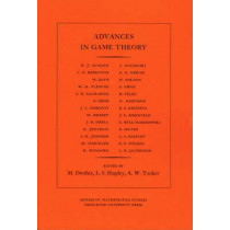 Advances in Game Theory. (AM-52), Volume 52 by Melvin Dresher, 9780691079028