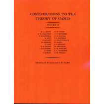 Contributions to the Theory of Games (AM-28), Volume II by Harold William Kuhn, 9780691079356
