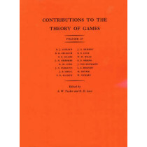 Contributions to the Theory of Games (AM-40), Volume IV by Albert William Tucker, 9780691079370