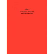 Isoperimetric Inequalities in Mathematical Physics. (AM-27), Volume 27 by Georg Polya, 9780691079882