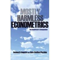Mostly Harmless Econometrics: An Empiricist's Companion by J.D. Angrist, 9780691120355