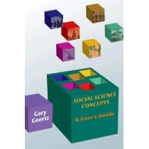 Social Science Concepts: A User's Guide by Gary Goertz, 9780691124117