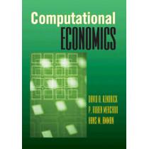 Computational Economics by David A. Kendrick, 9780691125497