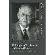 Philosophy of Mathematics and Natural Science by Hermann Weyl, 9780691141206