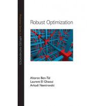 Robust Optimization by Aharon Ben-Tal, 9780691143682