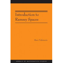 Introduction to Ramsey Spaces (AM-174) by Stevo Todorcevic, 9780691145426