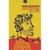Chases and Escapes: The Mathematics of Pursuit and Evasion by Paul J. Nahin, 9780691155012