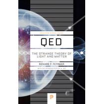 QED: The Strange Theory of Light and Matter by Richard P. Feynman, 9780691164090