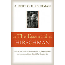 The Essential Hirschman by Albert O. Hirschman, 9780691165677