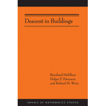 Descent in Buildings (AM-190) by Bernhard Muhlherr, 9780691166902