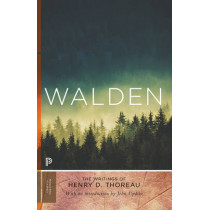Walden: 150th Anniversary Edition by Henry D. Thoreau, 9780691169347