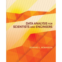 Data Analysis for Scientists and Engineers by Edward L. Robinson, 9780691169927