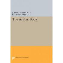 The Arabic Book by Johannes Pedersen, 9780691612881