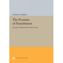 The Promise of Punishment: Prisons in Nineteenth-Century France by Patricia O'Brien, 9780691614519