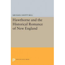 Hawthorne and the Historical Romance of New England by Michael Davitt Bell, 9780691620466