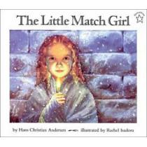 The Little Match Girl by Hans Christian Andersen, 9780698114173