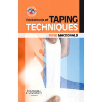 Pocketbook of Taping Techniques by Rose MacDonald, 9780702030277
