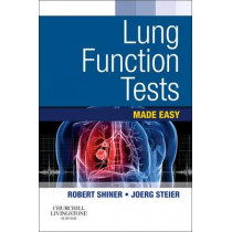 Lung Function Tests Made Easy by Robert J. Shiner, 9780702035203