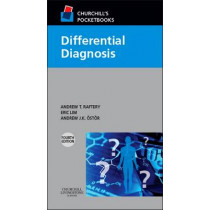 Churchill's Pocketbook of Differential Diagnosis by Andrew T. Raftery, 9780702054020