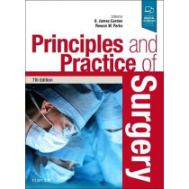 Principles and Practice of Surgery, 9780702068591