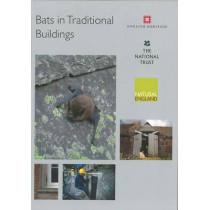 Bats in Traditional Buildings by National Trust, 9780707804088