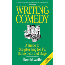Writing Comedy by Ronald Wolfe, 9780709074137