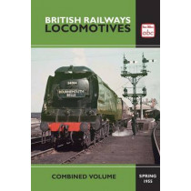 Abc British Railways Locomotives: 1955, 9780711037991