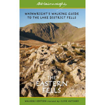 The Eastern Fells: Wainwright's Walking Guide to the Lake District Fells Book 1 by Alfred Wainwright, 9780711236288